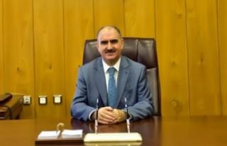 Vali Özkan'ın Kahramanmaraş'a İstiklal Madalyası...