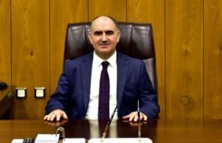 Vali Özkan'ın 'Türk Polis Teşkilatı'nın...