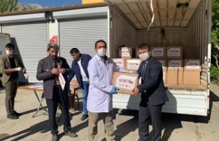 Büyükşehir Pandemiden Etkilenen Berberleri Unutmadı