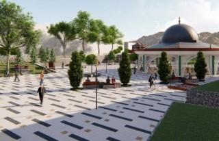 Büyükşehir'den Ekinözü'ne Millet Meydanı