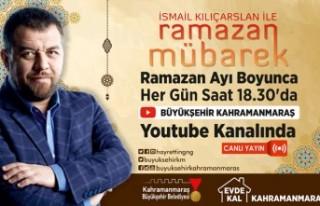 """Büyükşehir'den """"Ramazan Mübarek"""" Programı"""