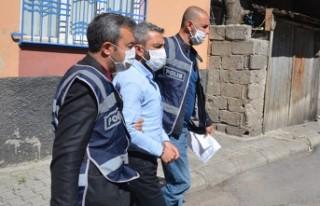 Kahramanmaraş'ta Aranan Şüphelilere Yönelik...