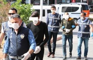 Kahramanmaraş'ta Hırsızlık Şüphelileri Yakalandı,...