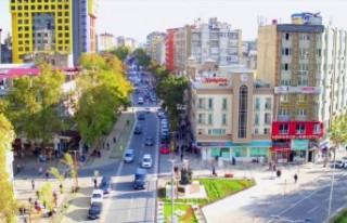 Kahramanmaraş'ta Sokağa Çıkma Kısıtlaması...