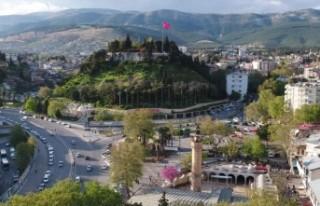 'Tarihi Maraş Kalesi' Restore Edildi, Açılacağı...