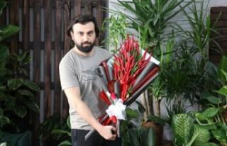 Aşk Acısı Çekenlere Maraş Biberinden Çiçek...