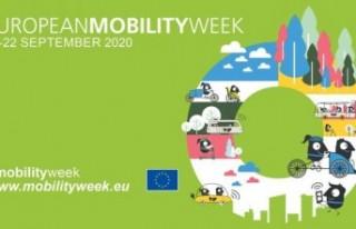 Büyükşehir Avrupa Hareketlilik Haftasına Hazırlanıyor