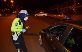 Kahramanmaraş'ta 140 Araca Gürültü Kirliliği...