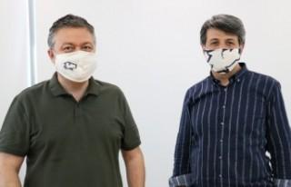 KİPAŞ, Antibakteriyel Kumaşlarla Maske Üretimine...