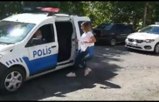 Polis Ekipleri İki Günde 35 Öğrenciyi Sınava...