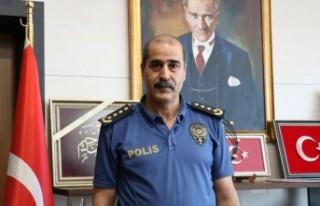 Kahramanmaraş Emniyet Müdürü Cebeloğlu'ndan...