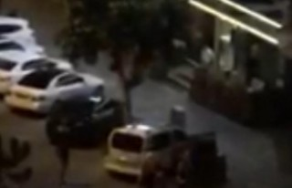 Kahramanmaraş'ta Otel Önündeki Kavganın Sebebi...