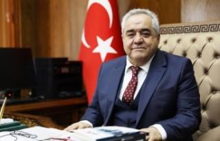 Rektör Özgül'den Kurban Bayramı Mesajı
