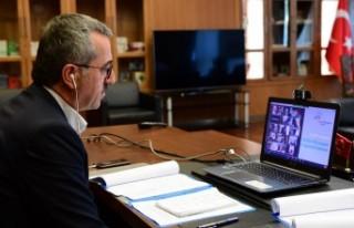 Başkan Güngör, AB Bölgeler Toplantısına Katıldı