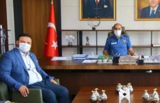 İYİ Parti'den Emniyet Müdürü Cebeloğlu ve...