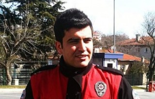 Kahramanmaraş'ta Otomobilin Çarptığı Polis...