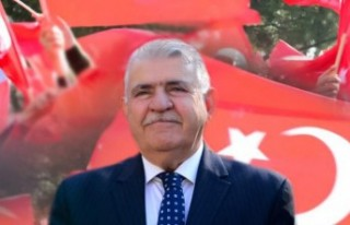 Başkan Mahçiçek'ten Cumhuriyet Bayramı Kutlama...