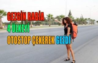 Gezgin Rabia Yarıda Kalan Hayalini Pandemiden Sonra...