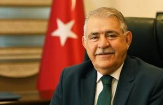 Başkan Mahçiçek: Bayrağımız Ebediyete Kadar...
