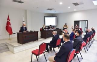 Dulkadiroğlu Belediye Meclis Toplantısı Gerçekleştirildi
