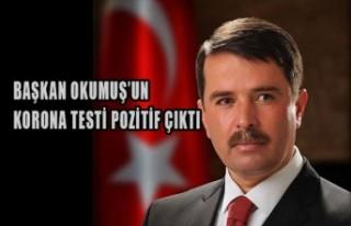 Türkoğlu Belediye Başkanı Okumuş'un Korona...