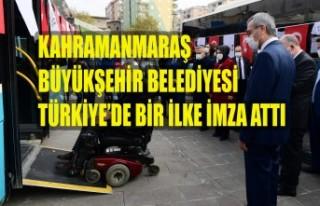 Büyükşehir'in Tüm Toplu Taşıma Araçları...