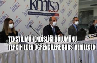 KMTSO ve KSÜ Eğitime Destek Protokolü İmzaladı