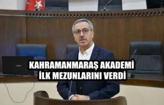 """Edebiyatın aşılandığı """"Kahramanmaraş Akademi""""..."""