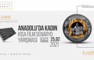KADEM'den Kısa Film Senaryo Yarışması