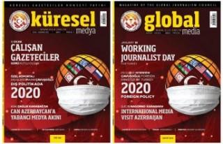 KGK Küresel Medya Dergisi'nin 10 Ocak Özel Sayısı...