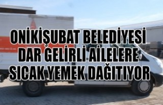 Onikişubat Belediyesi Gönülleri Doyurmaya Devam...