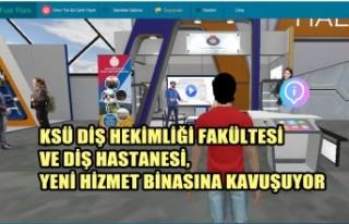 KSÜ Diş Hekimliği Fakültesi ve Diş Hastanesi,...