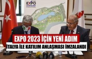 Kahramanmaraş'ta Yapılacak EXPO 2023'e...