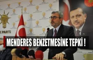 AK Parti Grup Başkanvekili Mahir Ünal'dan Chp'li...