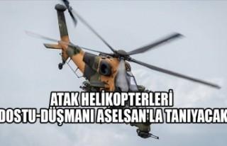 Atak Helikopterleri Dostu-Düşmanı Aselsan'la...