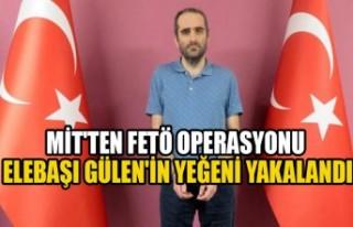 MİT'ten Fetö Operasyonu Elebaşı Gülen'in...
