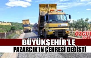 Başkan Yılmazcan: 2021'de Pazarcık'a...