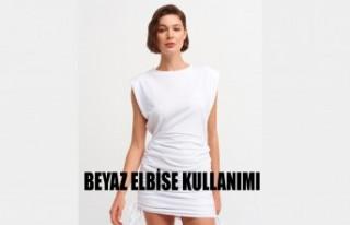 Beyaz Elbise Kullanımı