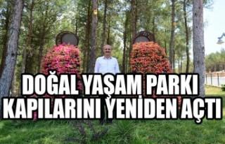Doğal Yaşam Parkı Kapılarını Yeniden Açtı