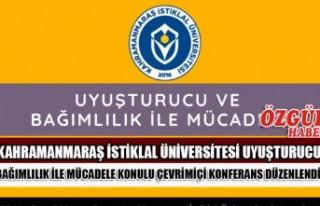 İstiklal Üniversitesi Uyuşturucu ve Bağımlılık...