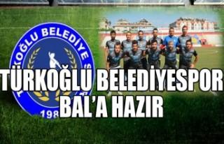 Türkoğlu Belediyespor BAL'a Hazır