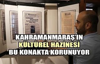 Kahramanmaraş'ın Kültürel Hazinesi Bu Konakta...