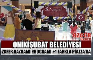 Onikişubat Belediyesi Zafer Bayramı Programı +1...