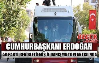 Cumhurbaşkanı Erdoğan Ak Parti Genişletilmiş...