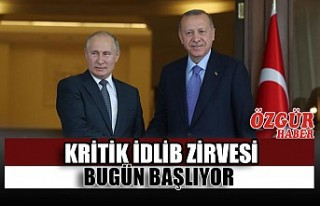 Soçi'de Kritik Türkiye-Rusya Zirvesi