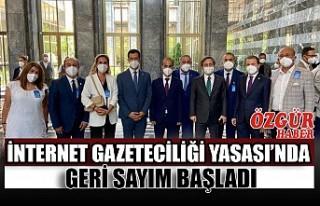 İnternet Gazeteciliği Yasası'nda Geri Sayım...
