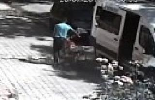 2 Günde 2 Motosiklet Çalan Hırsız Yakalandı