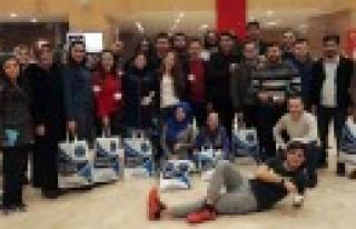 81 İlden 81 Genç 11 Ağustos'ta Türkoğlu'nda