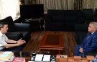 Adalet Komisyonu Başkanı Şener'den Mahçiçek'e...
