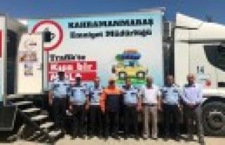 AFAD, Trafikte Hayata Bir Dakika Mola Projesi Başlattı